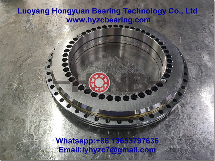 YRT395 rotary table slewing bearings www.hyzcbearing.com